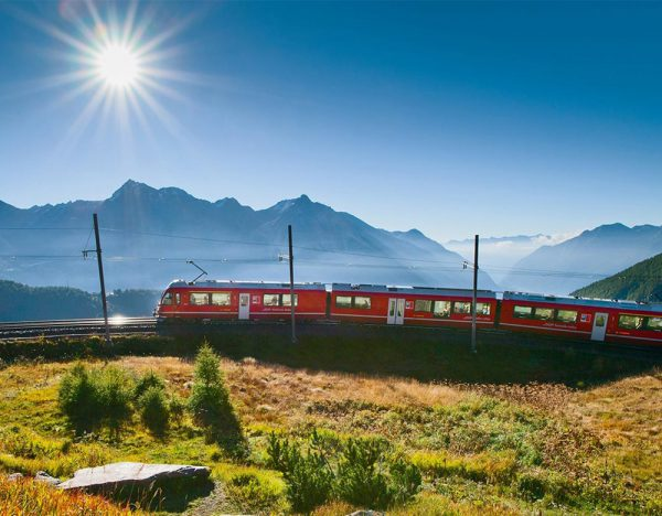 Scenic Switzerland by Rail Tour | Rail Discoveries 1