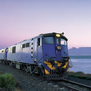 The Blue Train 4