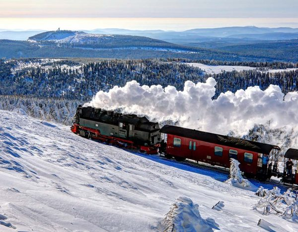 The Harz Mountains Train Tour | Rail Discoveries 1