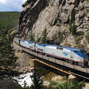 California Zephyr 7