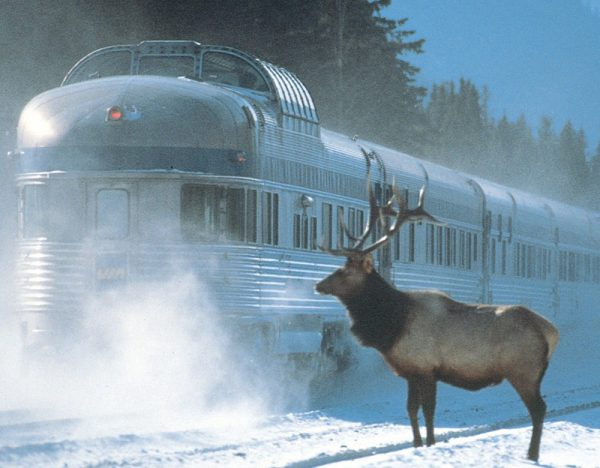 The Canadian at Christmas | Great Rail 1