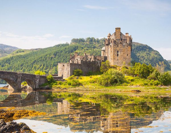 Castles and Wildlife of Scotland | Great Rail 1