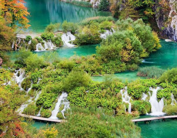 The Adriatic by Yacht & Plitvice Lakes | Rail Discoveries 1