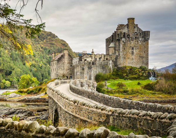 Scottish Castles at Christmas | Great Rail 1