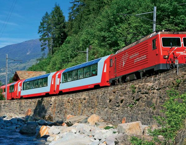 Traditional Glacier Express | Great Rail 1
