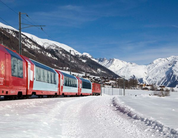 Glacier Express All Inclusive at New Year | Rail Discoveries 1
