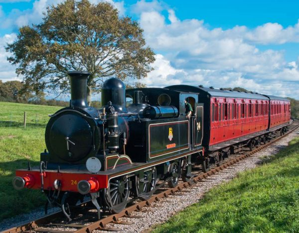 Isle of Wight Tours | Rail Discoveries 1
