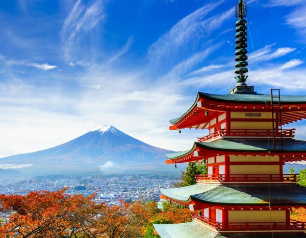Discovering Japan | Great Rail 1