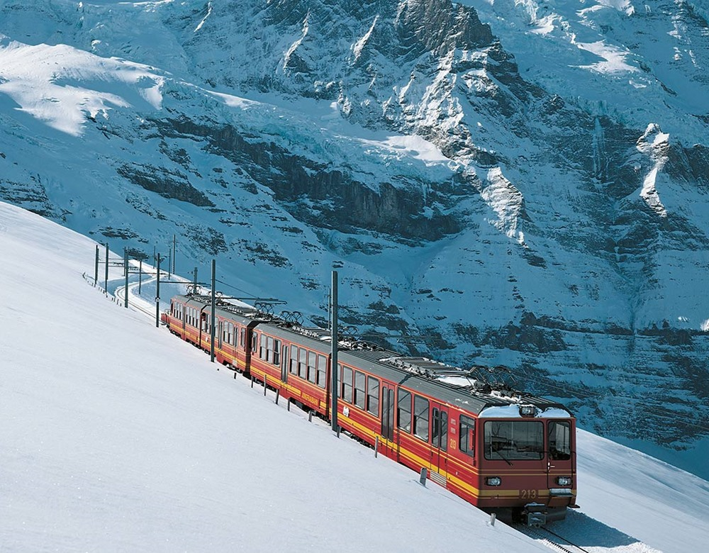 Jungfrau Express 5-Star All Inclusive at Christmas   Great Rail