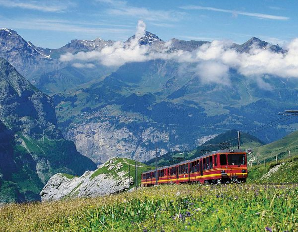 Jungfrau Express All Inclusive Fly:Rail Tour | Rail Discoveries 1