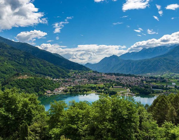 Lake Levico and The Dolomites | Great Rail 1