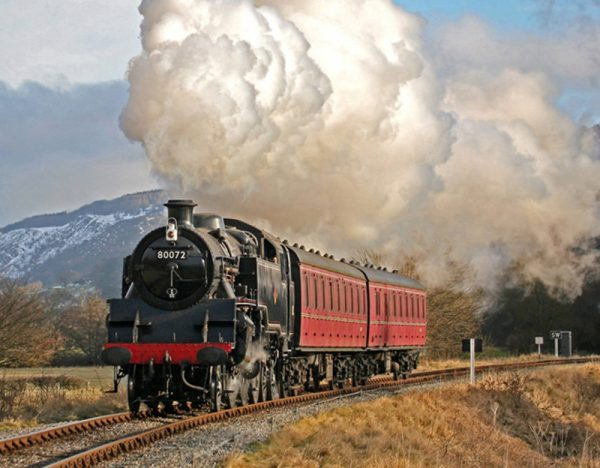 Christmas in Wales   Rail Discoveries 1