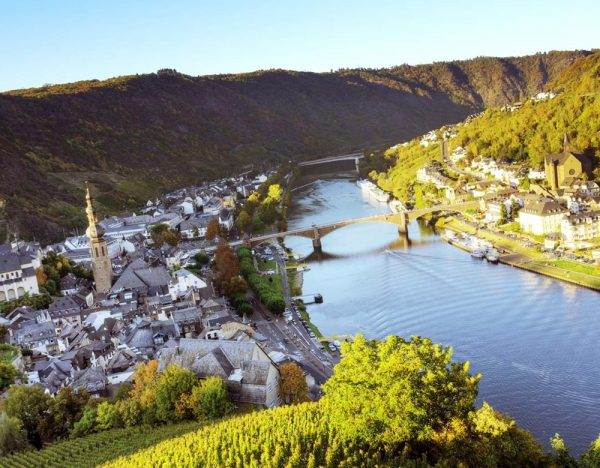 The Moselle Valley Rail Tour   Rail Discoveries 1