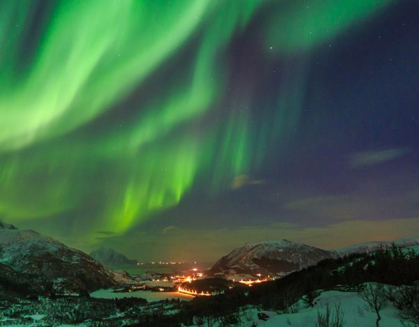 The Northern Lights & Lapland 2020 | Great Rail 1