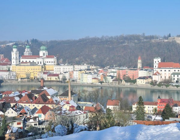 New Year on the Danube | Rail Discoveries 1