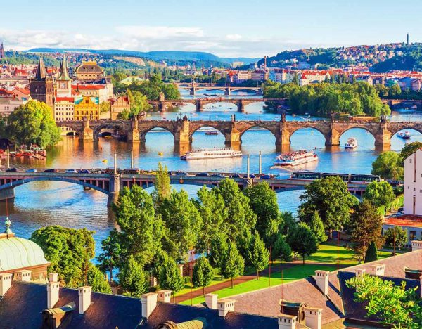 Imperial Cities & Five-Star Danube Cruise 2020   Great Rail 1