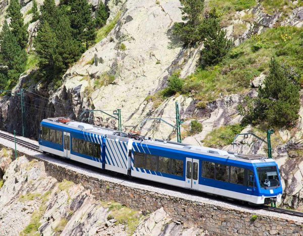 Roses Catalan Coast & Trains of the Pyrenees | Great Rail 1