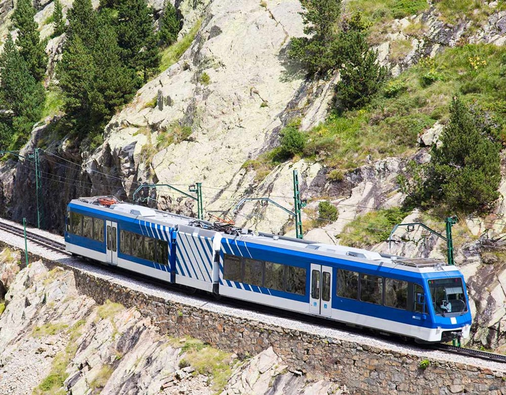 Roses Catalan Coast & Trains of the Pyrenees   Great Rail