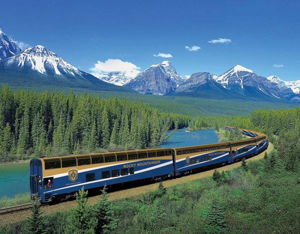 Rockies & Premium Alaska Cruise | Great Rail 1