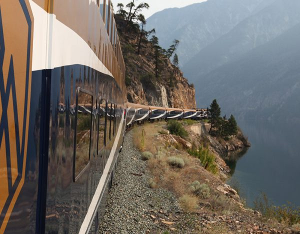 Canada & the Rocky Mountaineer 2020 | Great Rail 1