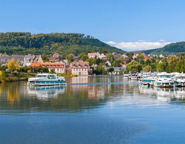 The Waterways of Alsace & Lorraine | Great Rail Journeys 1