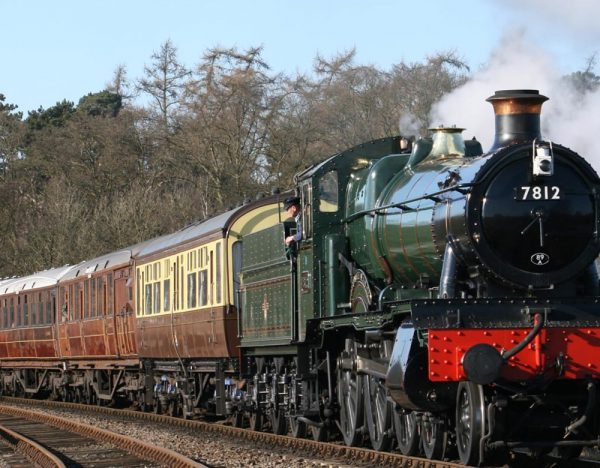 Cotswolds & The Severn Valley Tours   Rail Discoveries 1
