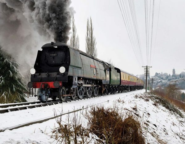 Christmas in the Cotswolds   Rail Discoveries 1