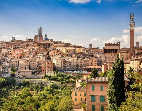 Southern Tuscany & Umbria All Inclusive Rail Tours | Rail Discoveries 1