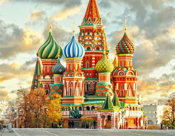 Moscow and St Petersburg | Great Rail 1