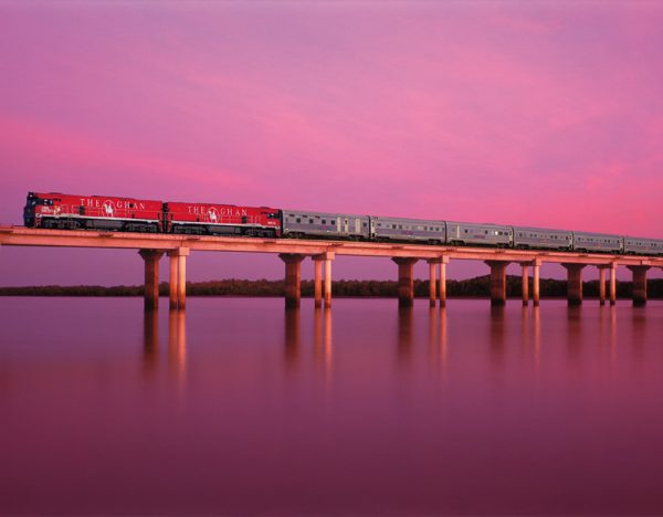 Australia & the Ghan | Great Rail 1