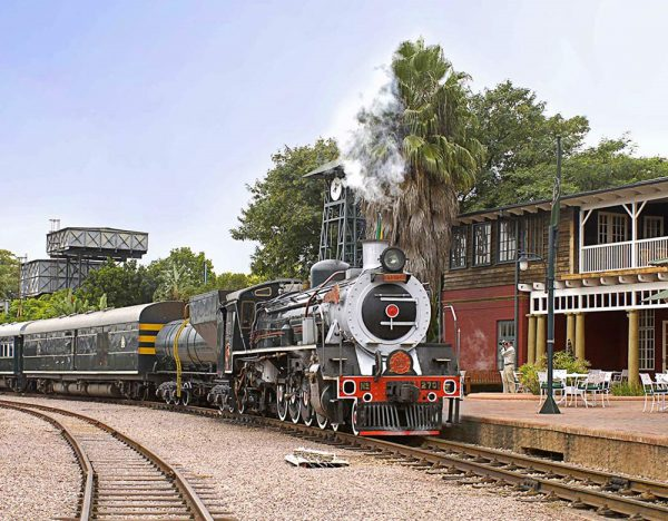 Dar Es Salaam Victoria Falls & The Pride of Africa 2020 | Great Rail 1