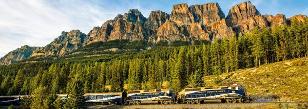 Canadian Rockies Train Tour | Travelsphere 1