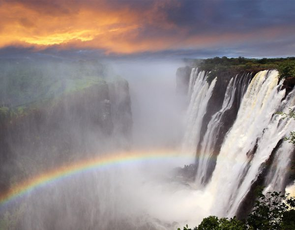 Victoria Falls Cape Town and the Garden Route 2020 | Great Rail 1