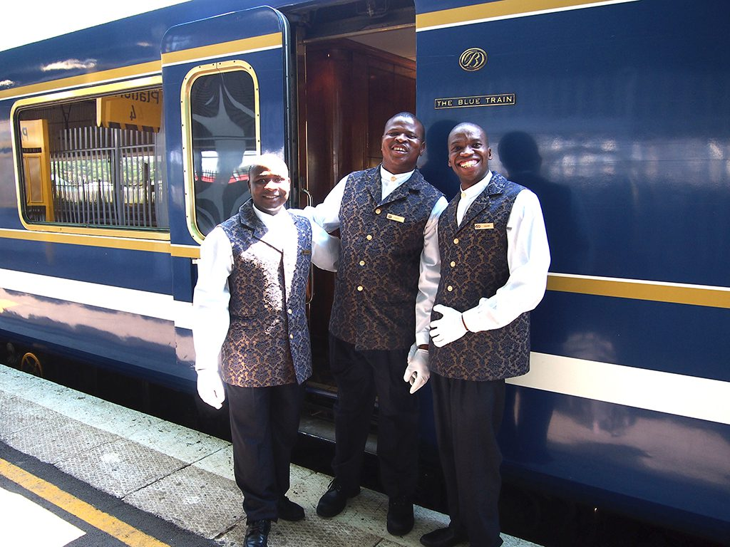 The Blue Train 6