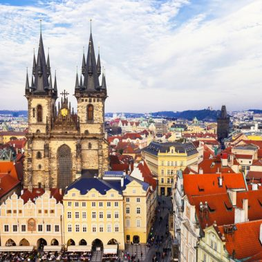 Prague City Break | Railbookers 1