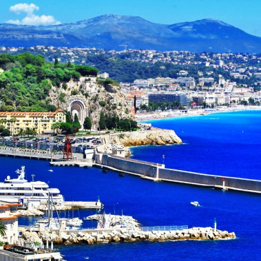 Cote D'Azur: Nice and Cannes   Railbookers 1