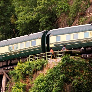 Eastern and Oriental Express from Singapore to Bangkok   Railbookers 1
