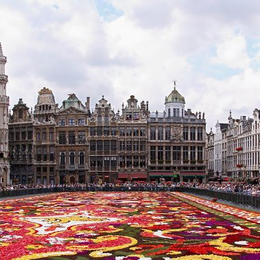 Bruges and Brussels | Railbookers 1