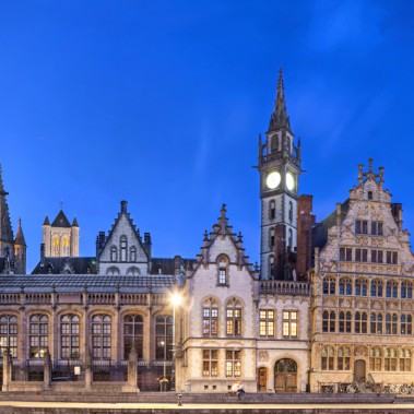 Ghent and Brussels | Railbookers 1