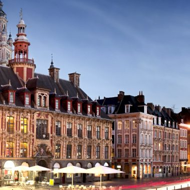 Brussels, Ypres and Lille | Railbookers 1