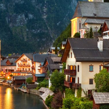 Austrian Lakes and Mountains | Railbookers 1