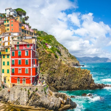 Cinque Terre via the Alps | Railbookers 1