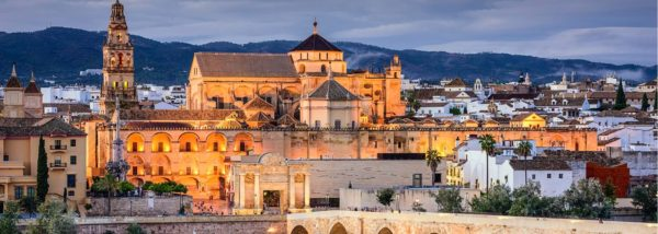 Andalucian Parador Experience 2020   Great Rail 1