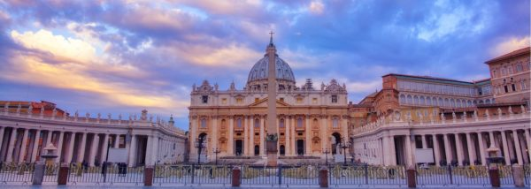 Hidden Italy & The Keys to the Vatican 2020 | Great Rail 1