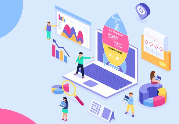 Enterprise procurement software