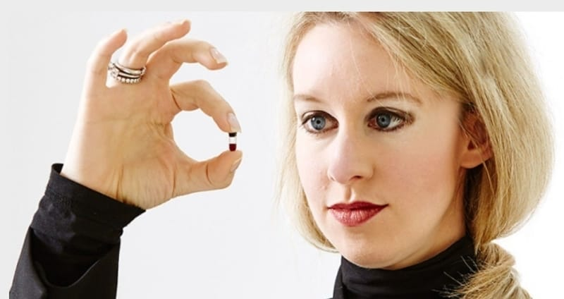 Elizabeth Holmes Theranos Doc Hits HBO Image