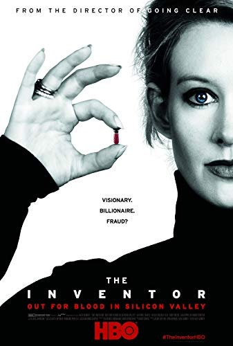 The Inventor: Out for Blood in Silicon Valley poster