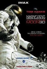 Magnificent Desolation: Walking on the Moon 3D poster