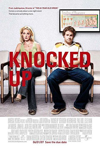 Knocked Up poster