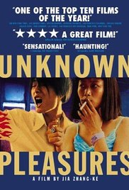 Unknown Pleasures poster